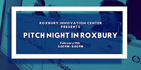 Roxbury Pitch Night tickets