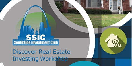 Discover Real Estate Investing - Free Workshop - St Charles, MO tickets