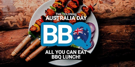 Australia Day 2020 Indian-Style Kebab BBQ All You Can Eat Lunch tickets