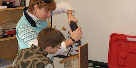Build a Birdhouse Workshop tickets