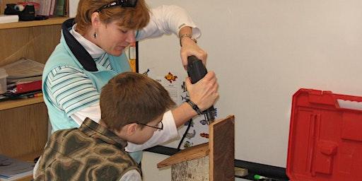 Build a Birdhouse Workshop