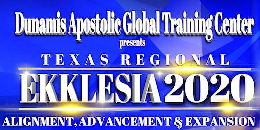 Ekklesia 2020: Alignment, Advancement & Expansion