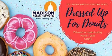 Dressed Up For Donuts tickets