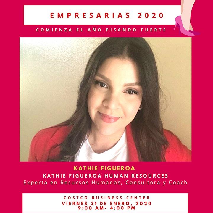 EMPRESARIAS 2020 image