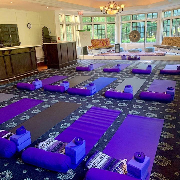 White Flag Recovery Yoga Retreat image