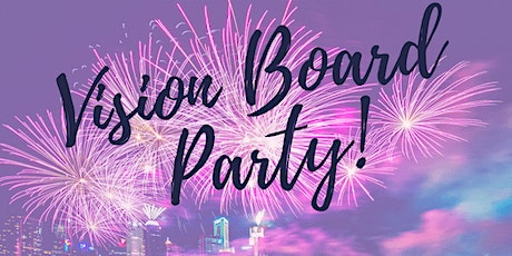 WOD 2020 Vision Board Party tickets