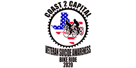 Coast 2 Capital Veteran Suicide Awareness Bike Ride tickets