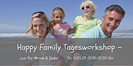 Happy Family - endlich Frieden mit den Kids! | Peaceful Mind Tagesworkshop Tickets