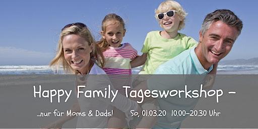 Happy Family - endlich Frieden mit den Kids!   Peaceful Mind Tagesworkshop