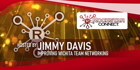 Free Improving Wichita Team Networking powered by Rockstar Connect Event (January) tickets