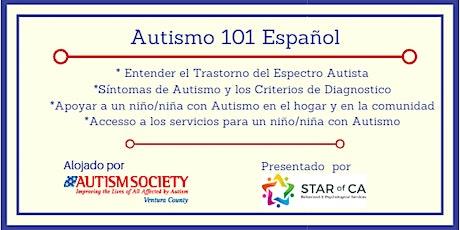 Autismo 101 Español tickets