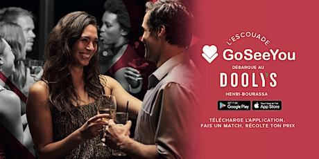 Billard Dating au Dooly's Henri- Bourassa avec GoSeeYou billets
