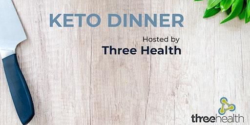 Three Health Keto Dinner