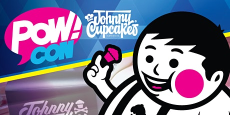 Johnny Cupcakes x POW! Con 2020 tickets
