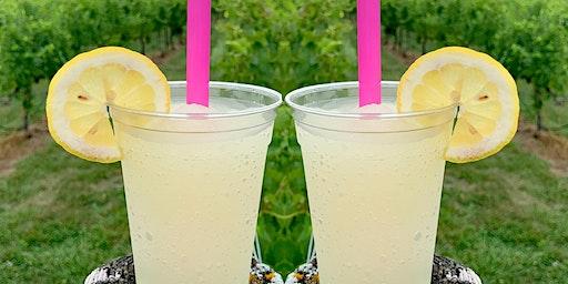Lemon Slush Wine Weekend at KC Wine Co.