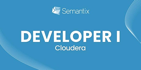 Cloudera Developer I ingressos