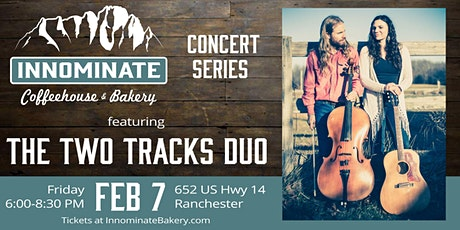 Innominate Concert Series: The Two Tracks Duo tickets