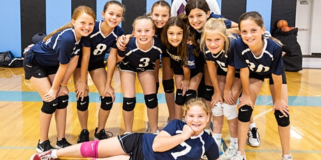 Arcadia Volleyball League 3-8th Grade  tickets