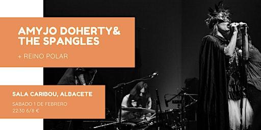 Amyjo Doherty & The Spangles + Reino Polar en Sala Caribou, Albacete