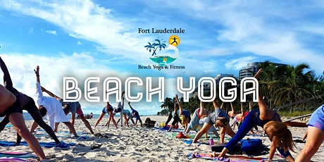 Saturday AM Beach Yoga tickets