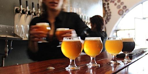 Tijuana craft brewery + taco hop