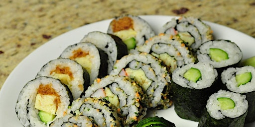 ***SOLD OUT***Sushi Making Class 101 at Soule'