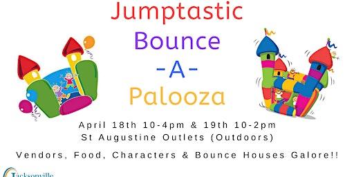 Jumptastic Bounce -A- Palooza