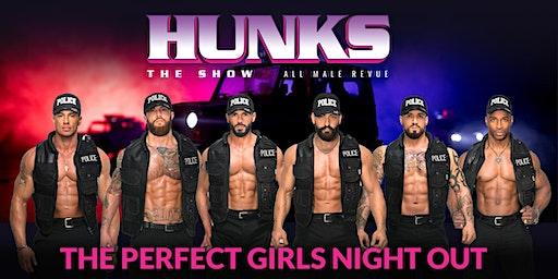 HUNKS The Show at Kickers County Bar (Augusta, GA)