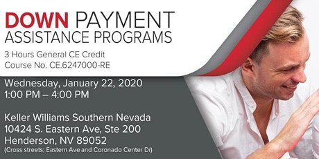 Your Client Has No Down Payment? No Problem! tickets