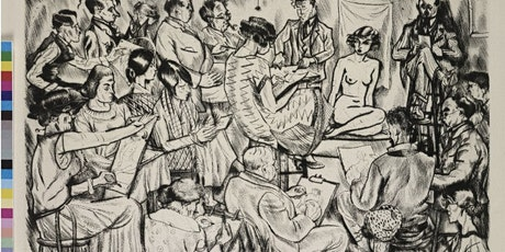 Untaught Drop-in Life Drawing in City Centre tickets