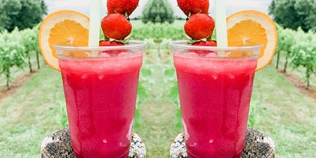 Strawberry Wine Slush Weekend at KC Wine Co. tickets