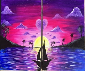 Pre-Valentine Couples Paint Night-20200209 tickets