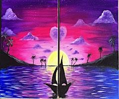 Pre-Valentine Couples Paint Night-20200209