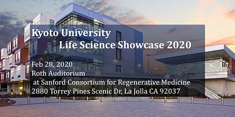 Kyoto University Life Science Showcase 2020, San Diego tickets
