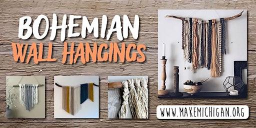 Boho Wall Hangings - South Haven