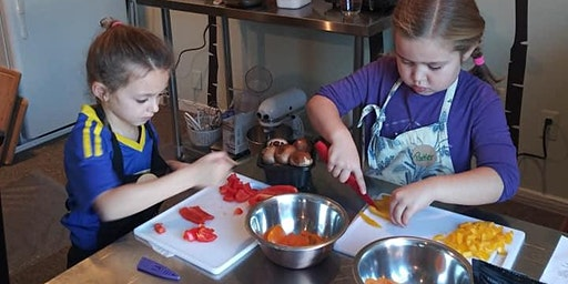 Kids in the Kitchen - Nachos and Chili Cooking Class at Soule' Studio