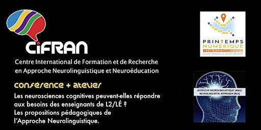 ANL - L'apport des neurosciences cognitives à l'enseignement de langues