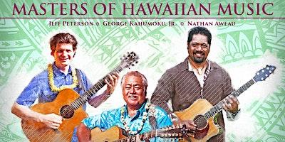 George Kahumoku, Jr.'s Masters of Hawaiian Music