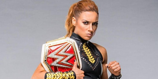 Autograph Show of Texas - Becky Lynch