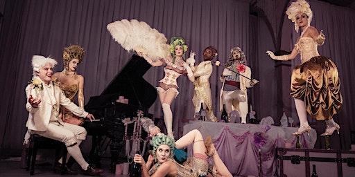 Vaude d'Gras: Baroquen Circus