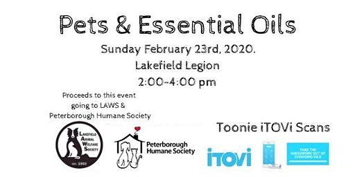 Pets & Essential Oils Seminar