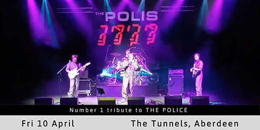 The Polis - The Tunnels, Aberdeen