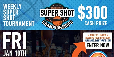 Dave & Buster's Super Shot FRIDAY tickets