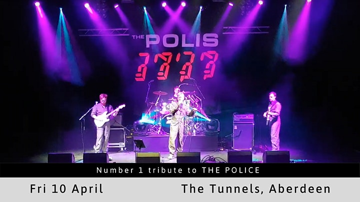 The Polis - The Tunnels, Aberdeen image