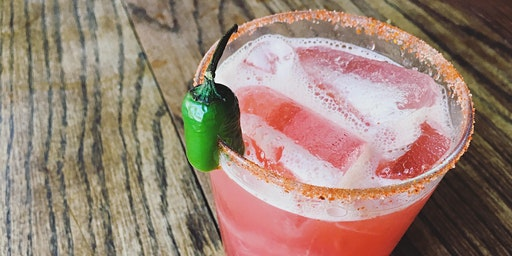 """Tijuana haute drinks"" craft cocktail hop"