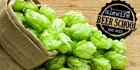 Beer Ingredient Series: Hops tickets