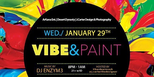 Vibe and Paint