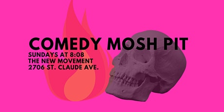Comedy Mosh Pit tickets