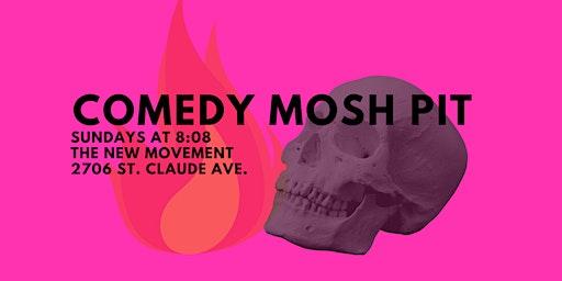 Comedy Mosh Pit