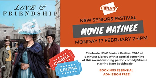 Movie Matinee @ Bathurst Library